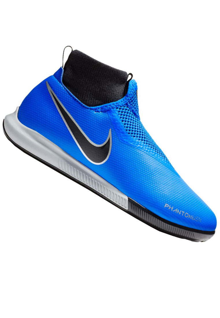 Nike Kinder Hallenschuh Phantom III Vision JR Academy DynamicFit IC blau/schwarz