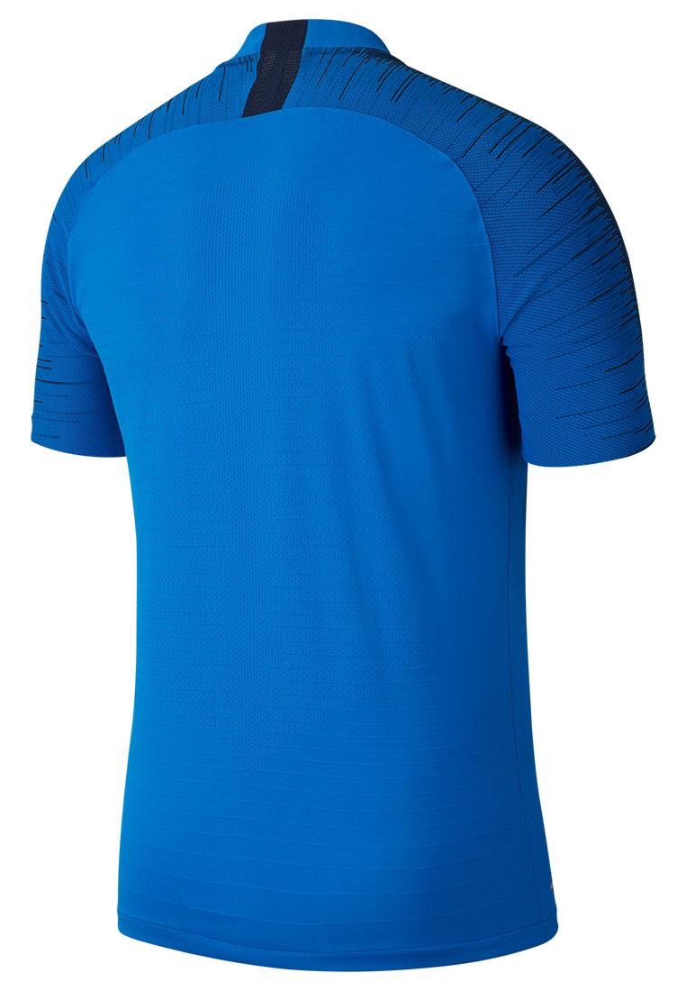 Nike Trikot VaporKnit II SS Jersey blau/dunkelblau