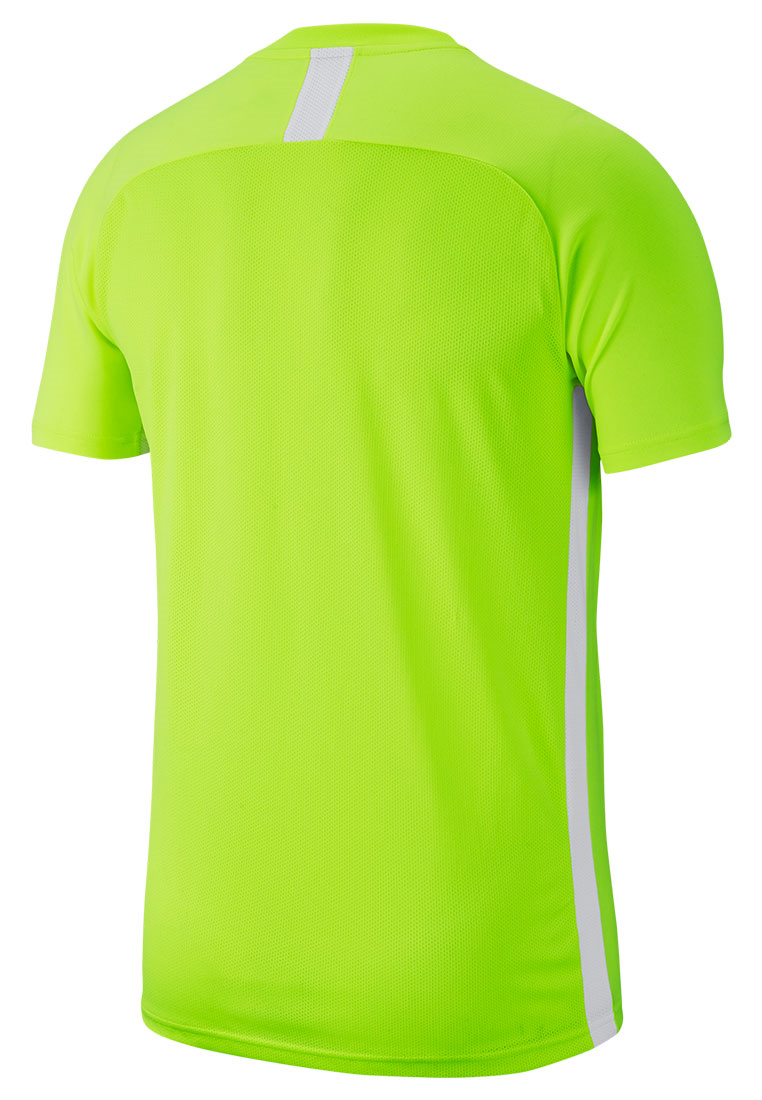 Nike trainingsshirt Academy 19 SS Top fluo geel/wit