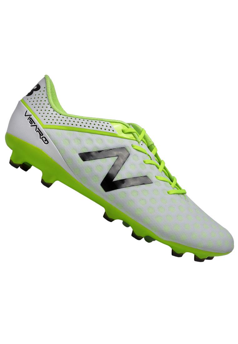 New Balance Fußballschuh Visaro Pro FG weiß/grün