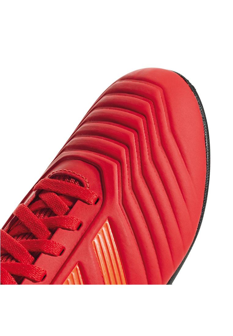 adidas Kinder Fußballschuh Predator 19.3 TF J Kunstrasen rot/schwarz