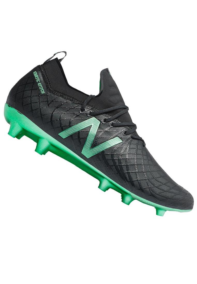 New Balance Fußballschuh Tekela Pro FG schwarz/grün fluo