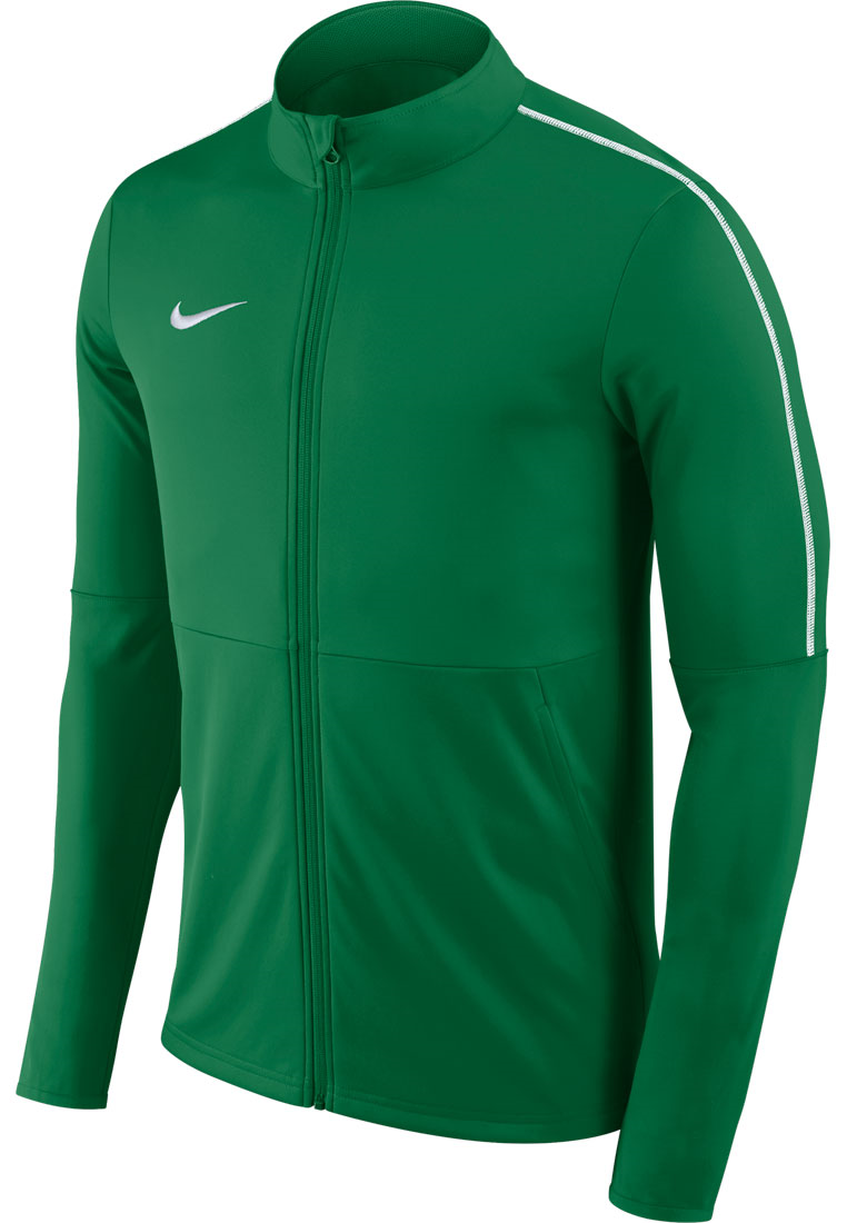 Nike trainingsjas Park 18 Knit Track Jacket groen/wit