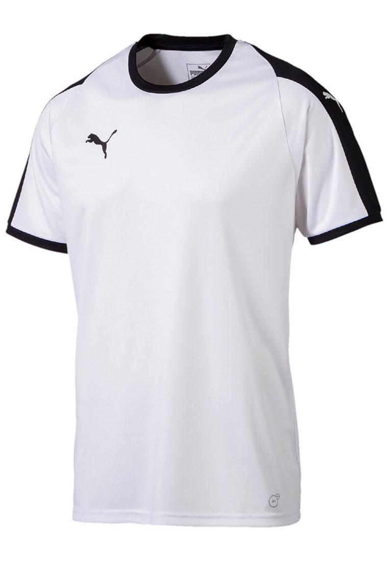 Puma Dressenset Liga 3-teilig weiß/schwarz
