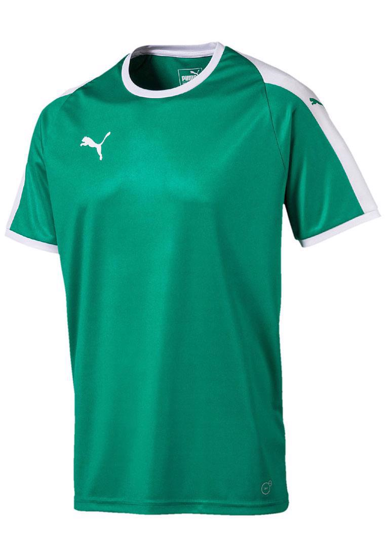 Puma Dressenset Liga 3-teilig grün/weiß