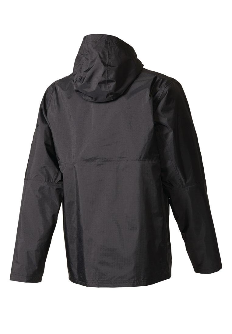 adidas Kapuzenjacke Tiro 17 Storm Jacket schwarz/weiß