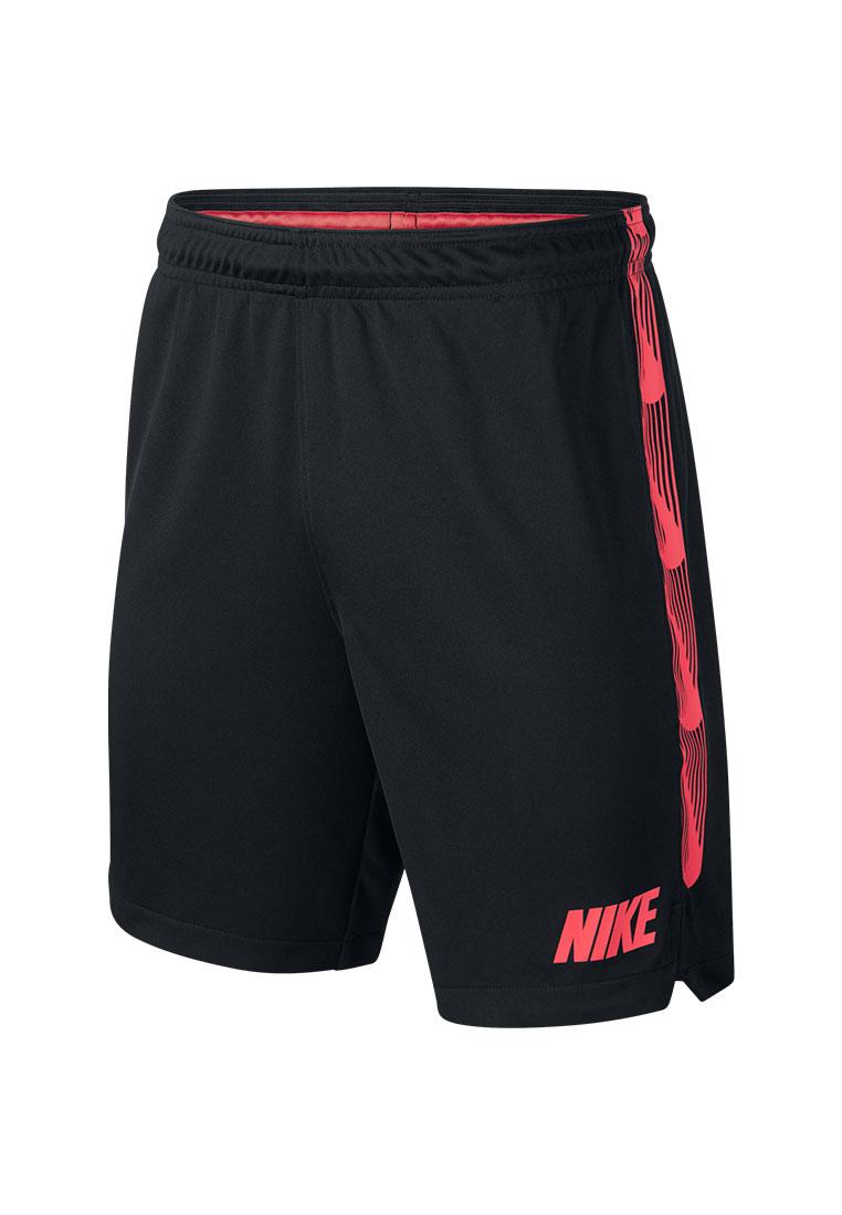 Nike Kinder Trainingsshort Squad K 19 schwarz/rotorange