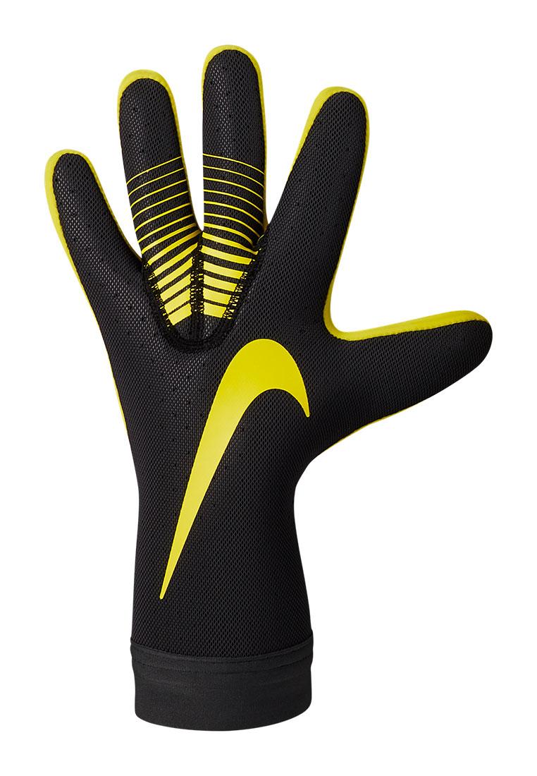 Nike Torwarthandschuhe Vapor Mercurial Touch Elite anthrazit/gelb