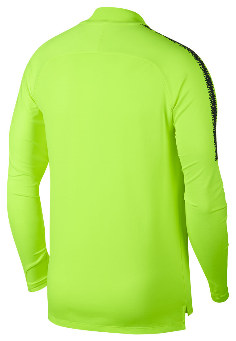 Nike Manchester City Trainingsoberteil Squad Drill Top gelb fluo/dunkelblau