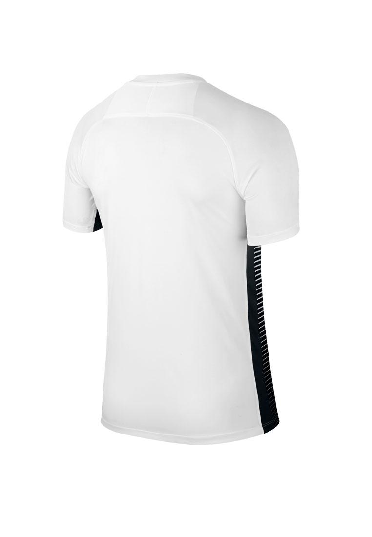 Nike Kinder Trikot Precision IV SS Jersey weiß/schwarz