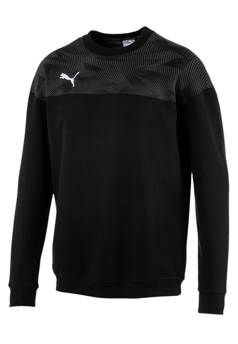 Puma Trainingspullover Cup Casuals Sweat schwarz/weiß