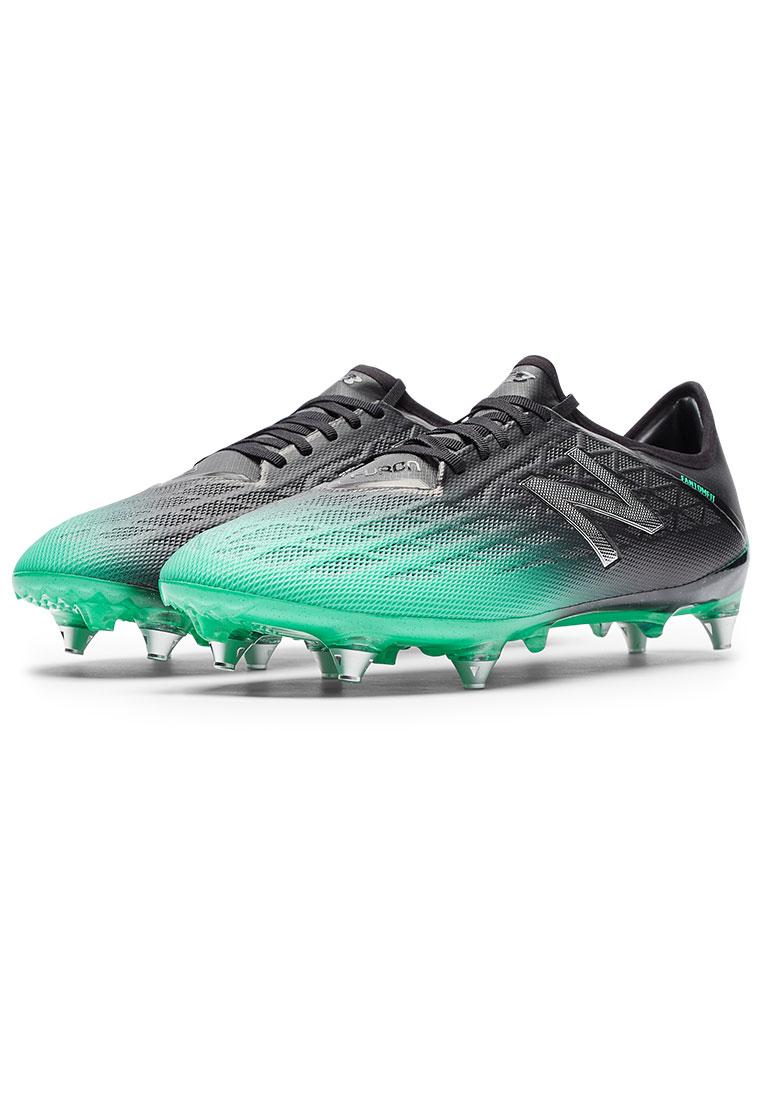 New Balance Fußballschuh Furon Pro SG grün fluo/schwarz