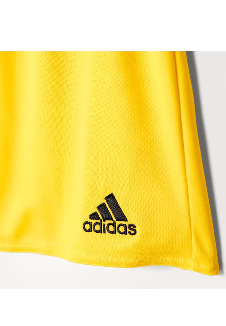 adidas Kinder Short Parma 16 gelb/schwarz
