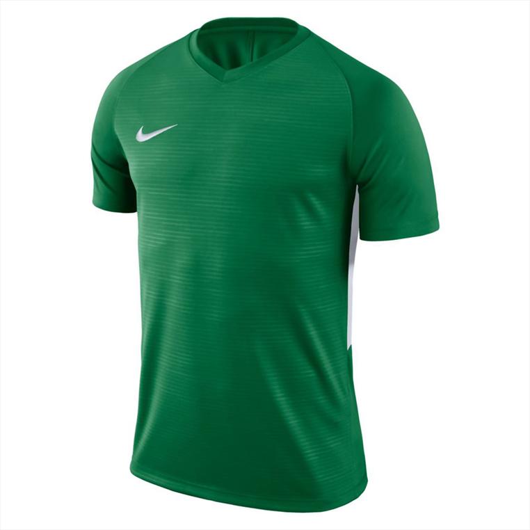 Nike Trikot Tiempo Premier grün/weiß