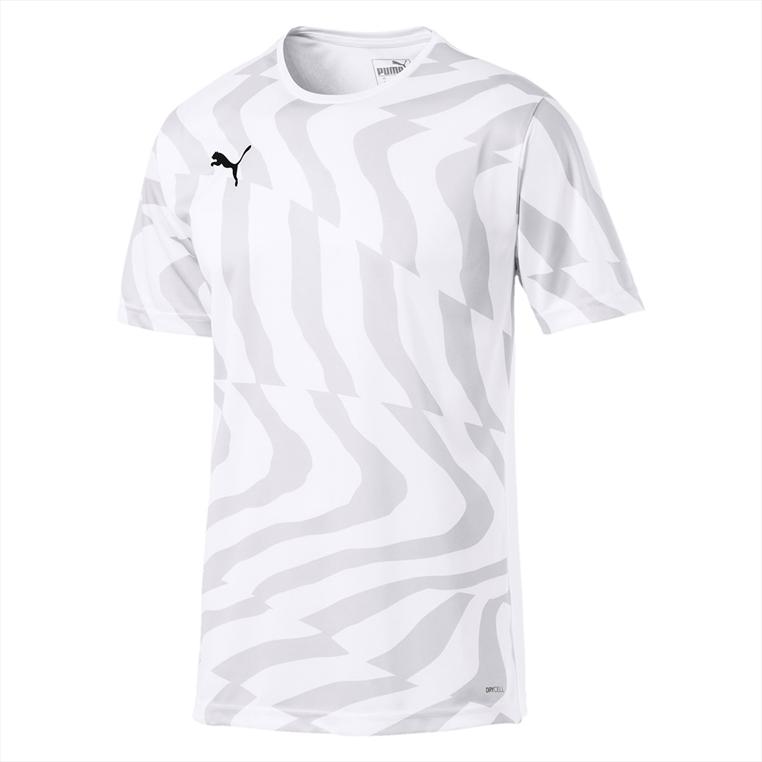Puma Trikot Cup Core Jersey weiß/grau
