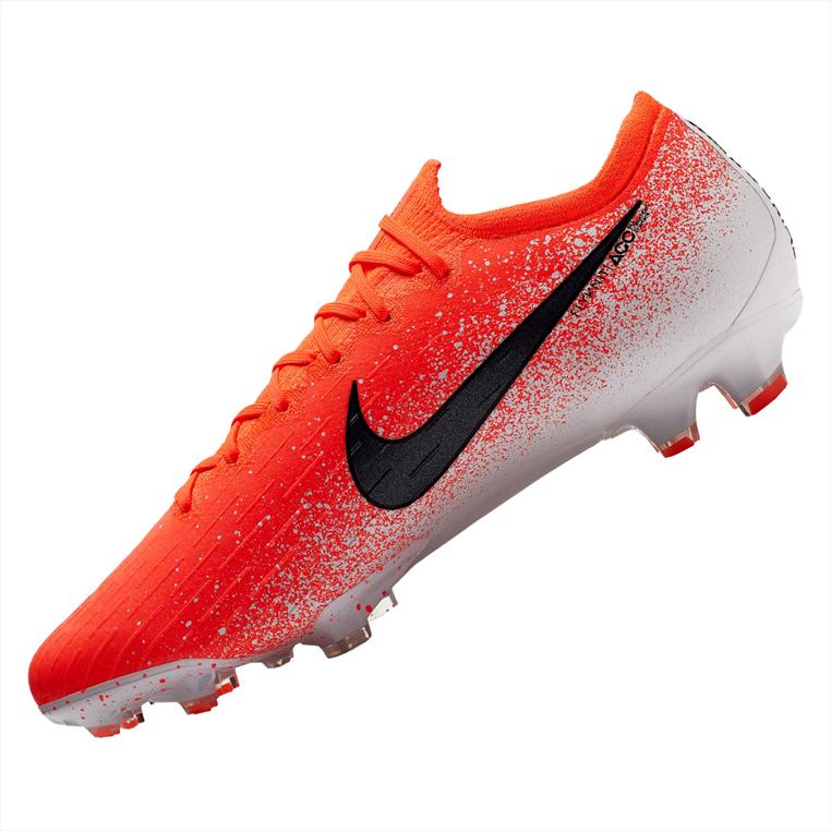 Nike Fußballschuh Mercurial Vapor XII Elite FG orange/weiß
