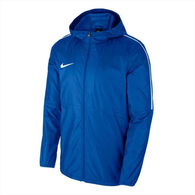 Nike Regenjacke Park 18 blau/weiß