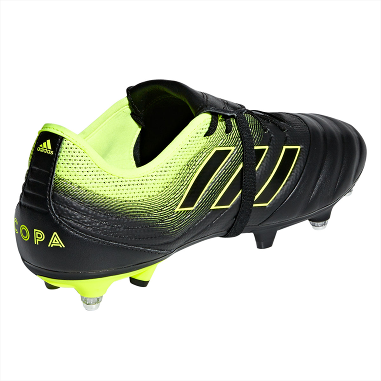 adidas Fußballschuh Copa Gloro 19.2 SG schwarz/gelb fluo