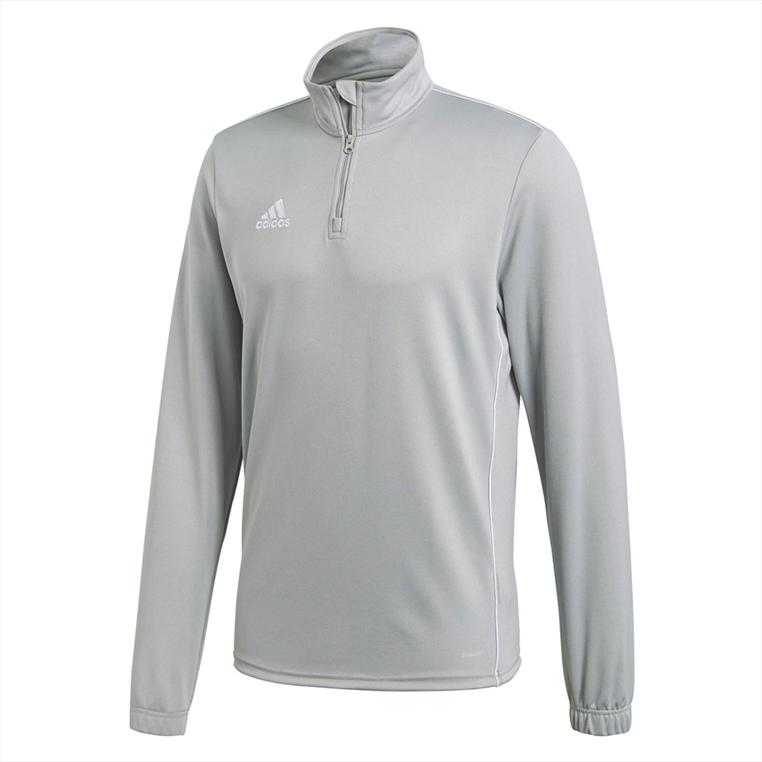 adidas Trainingsoberteil Core 18 Training Top grau/weiß