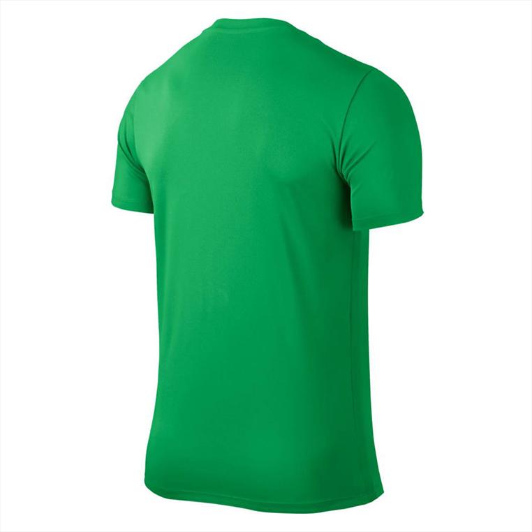Nike Trikot SS Park VI Jersey hellgrün/schwarz