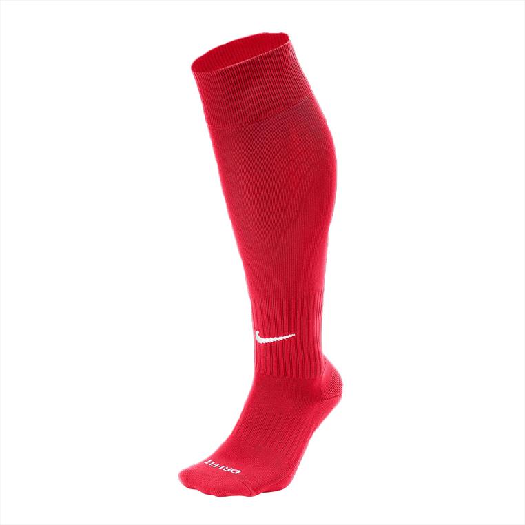 Nike Stutzen Classic II OTC rot/weiß
