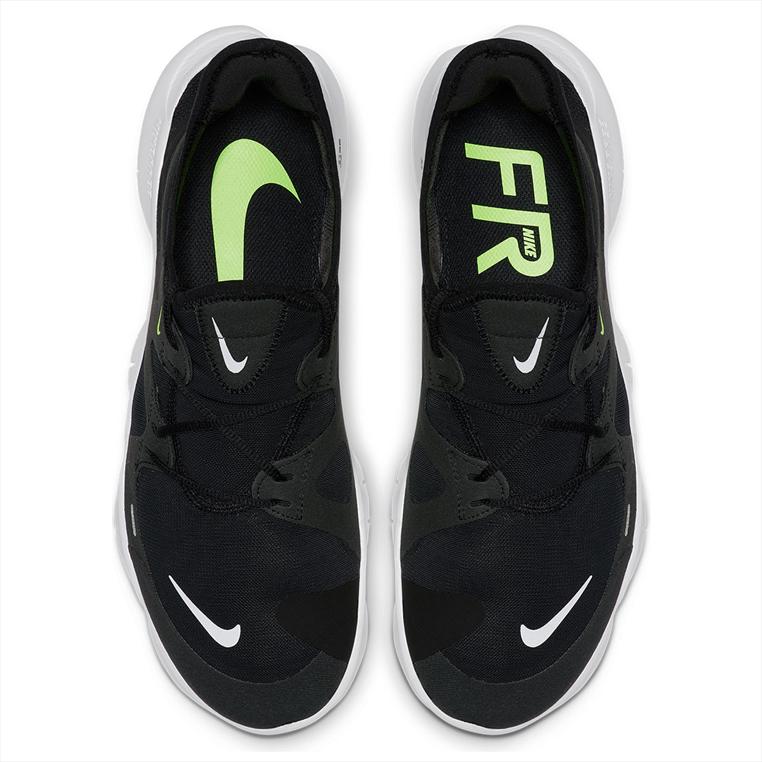 Nike Laufschuh Free Run 5.0 schwarz/weiß