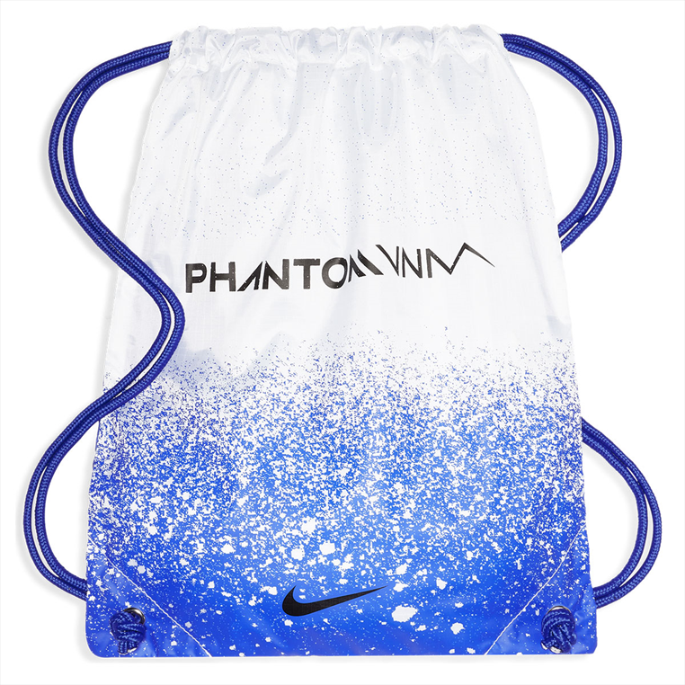 Nike Fußballschuh Phantom Venom Elite FG weiß/blau