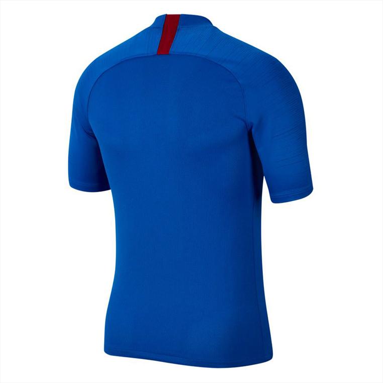 Nike FC Barcelona Trainingsshirt Breathe Strike Top blau/rot