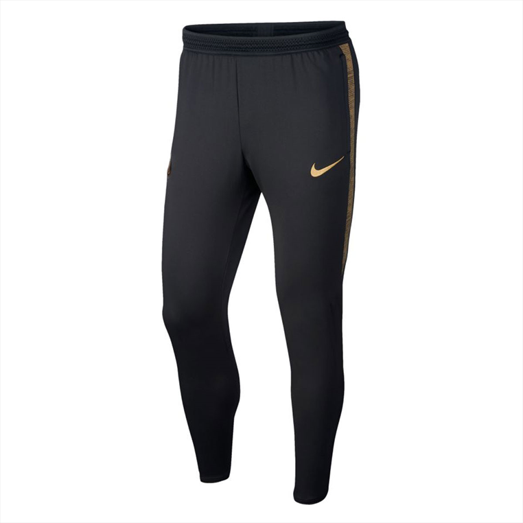 Nike Inter Mailand Trainingshose Strike Pant schwarz/gold