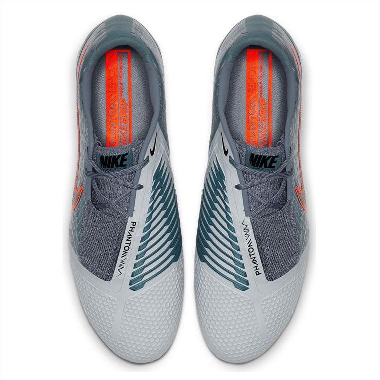 Nike Fußballschuh Phantom Venom Elite FG silber/blaugrau