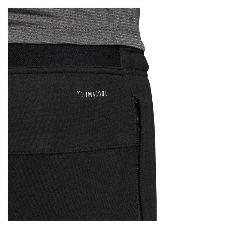 adidas 3/4 Trainingshose Woven schwarz