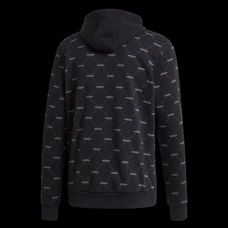 adidas hoody Core M Favourites hoody zwart/wit