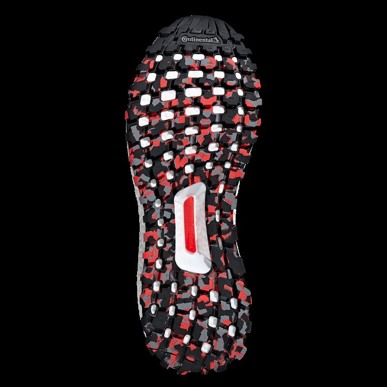 adidas Laufschuh Ultraboost All Terrain weiß/rot