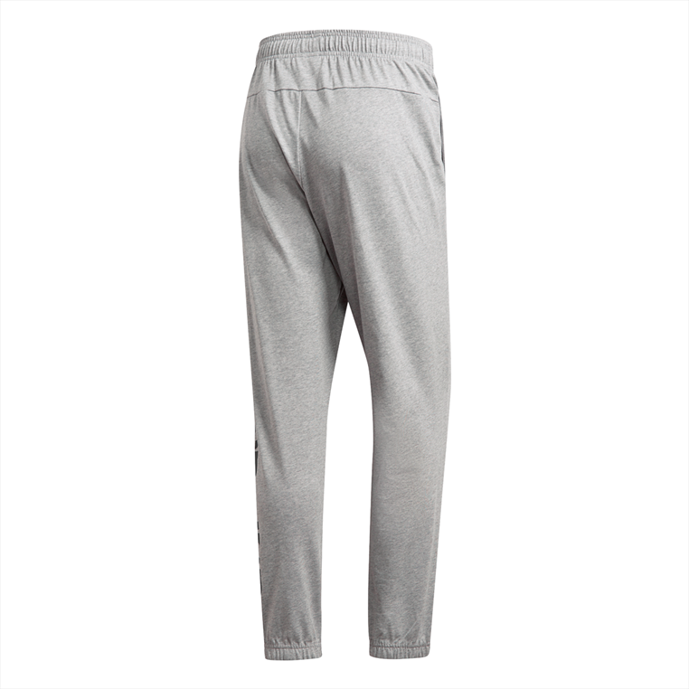 adidas Jogginghose Essentials Linear Tapered Single Pant grauschwarz