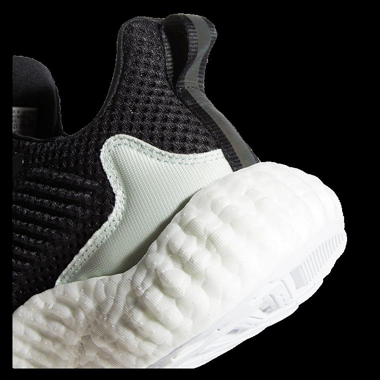 adidas Laufschuh Alphaboost M Parley schwarz/weiß