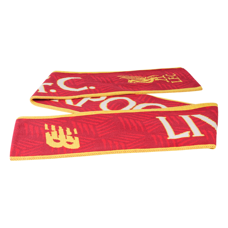 New Balance Liverpool FC Fanschal Elite Knitted Scarf 2019/20 rot/dunkelrot