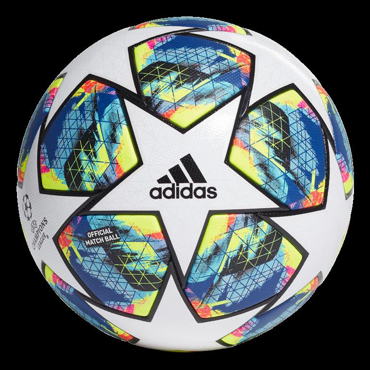 adidas Fußball Champions League Finale 2019 OMB Größe 5 weiß/cyan