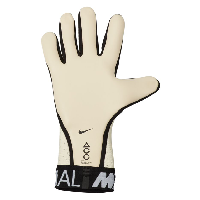 Nike Torwarthandschuhe Mercurial Touch Elite weiß/schwarz