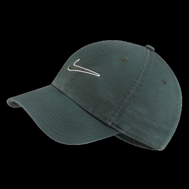 Nike Kappe H86 Essential Swoosh Cap olivegrün/weiß