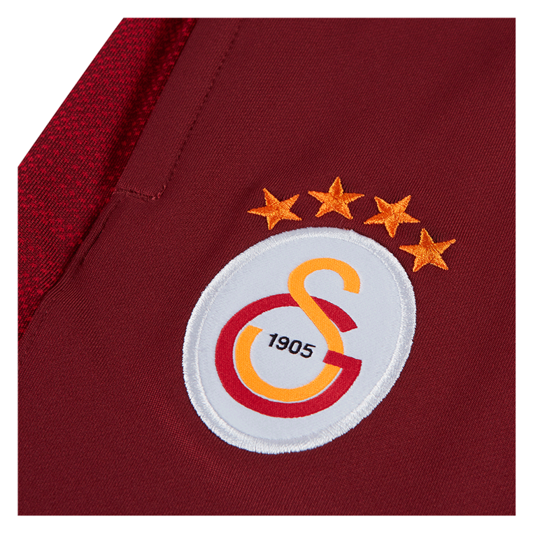 Nike Galatasaray Istanbul Trainingshose Strike Pant dunkelrot/orange