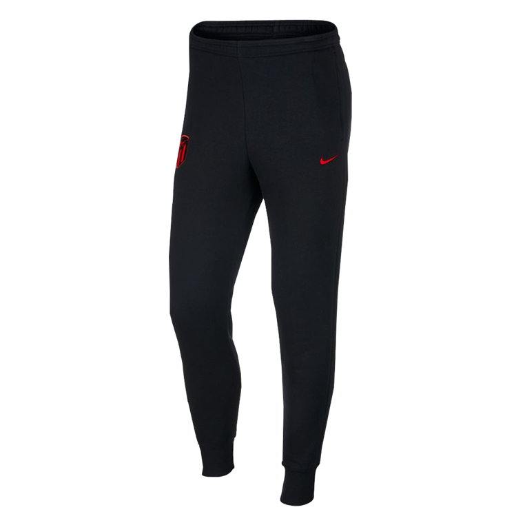 Nike Atlético Madrid Trainingshose GFA Fleece Pant schwarz/rot
