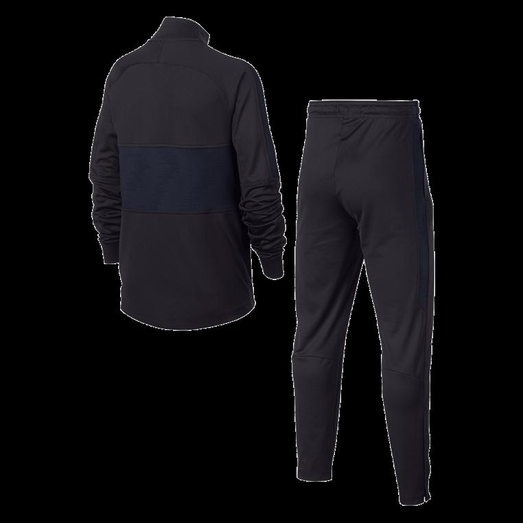 Nike Paris St. Germain Kinder Trainingsanzug Strike Track Suit K dunkelgrau/rot
