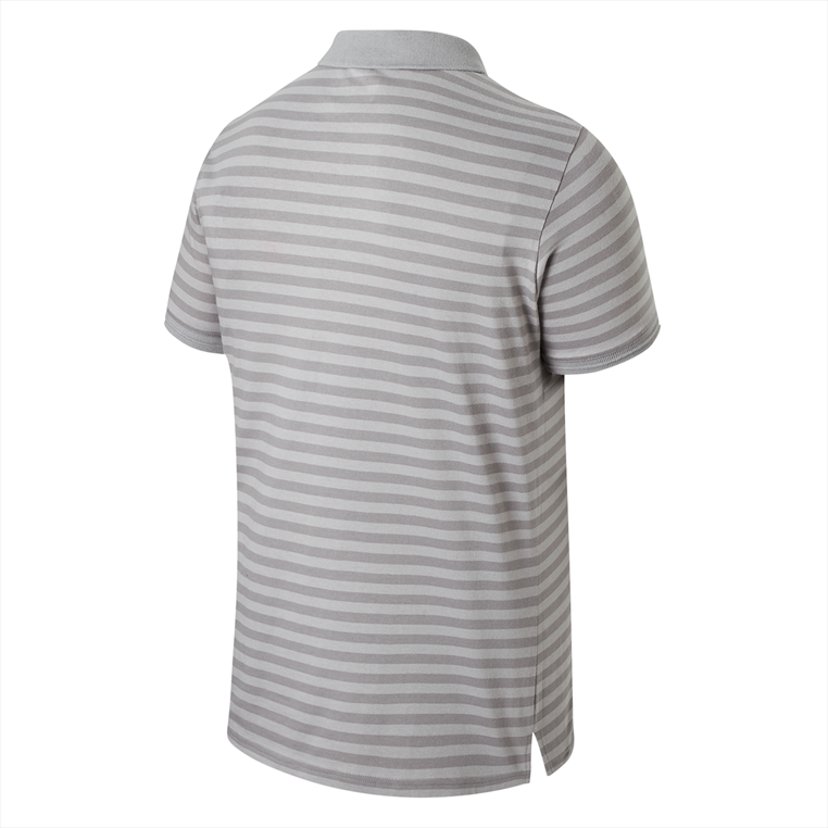 New Balance Liverpool FC Poloshirt Travel grau