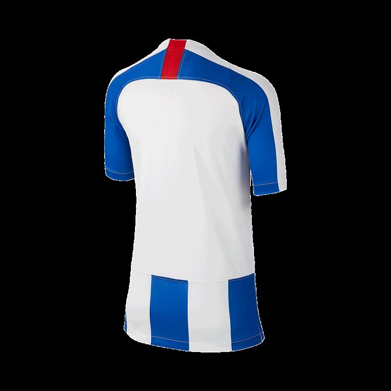 Nike Hertha BSC Kinder Heim Trikot 2019/20 weiß/blau