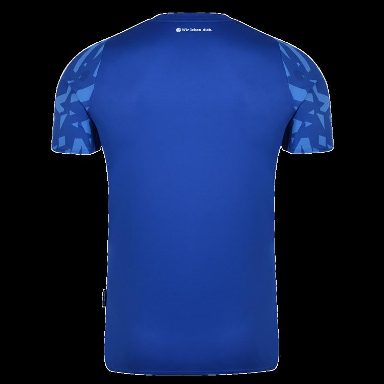 Umbro FC Schalke 04 Herren Heim Trikot 2019/20 blau/weiß