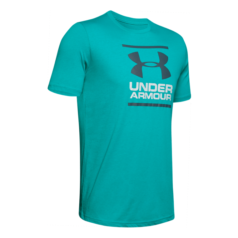 Under Armour Shirt GL Foundation türkis/grau