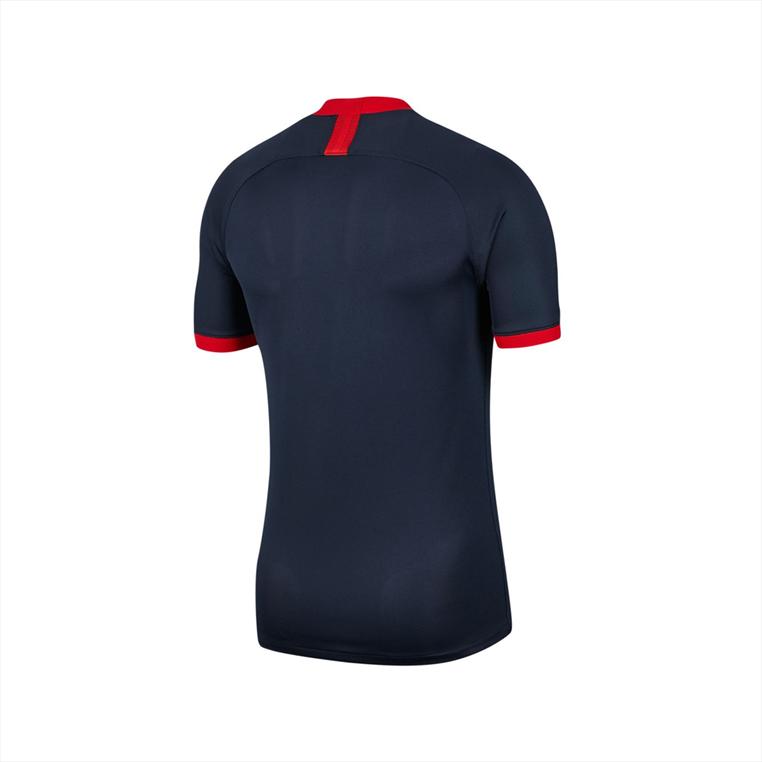 Nike RB Leipzig Kinder Auswärts Trikot 2019/20 dunkelblau/rot