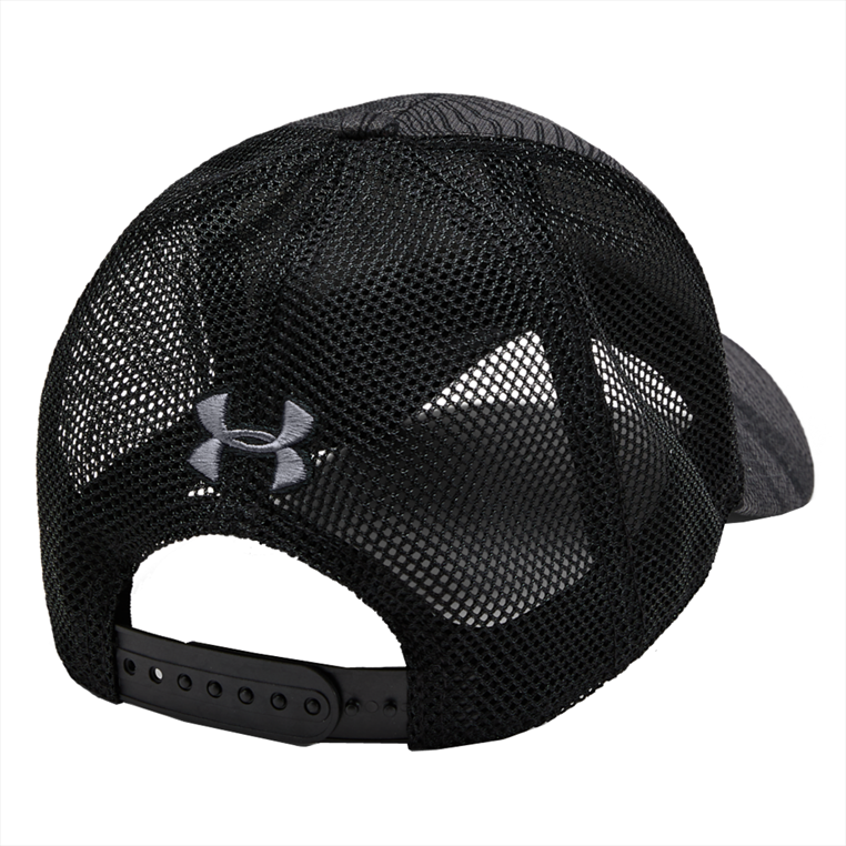 Under Armour Kappe Trucker 3.0 anthrazit/grau