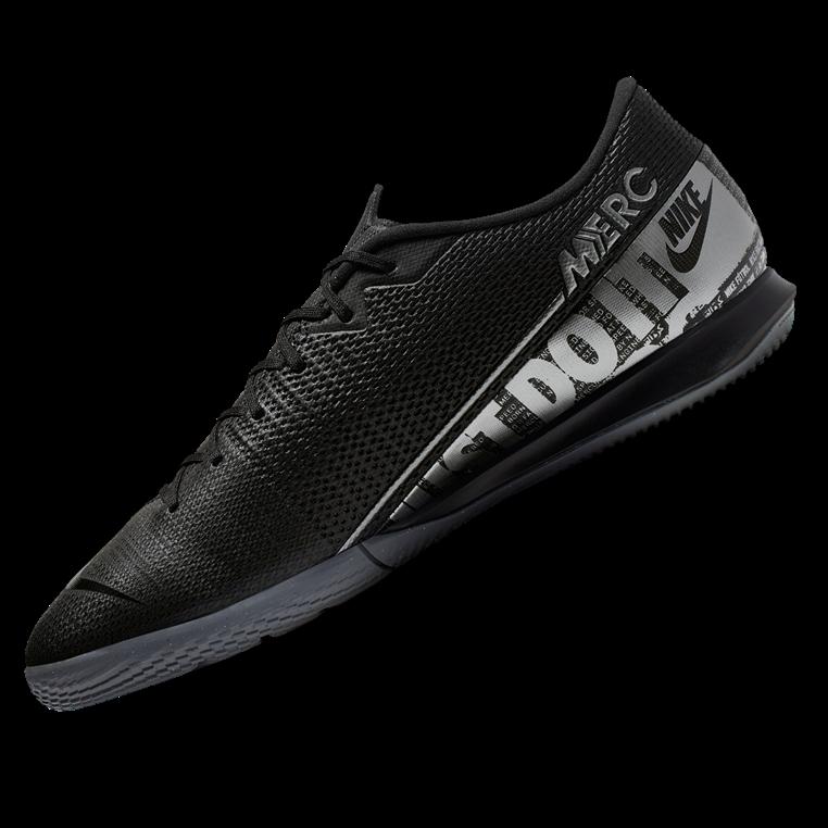 Nike Hallenschuh Mercurial Vapor XIII Academy IC schwarz/grau
