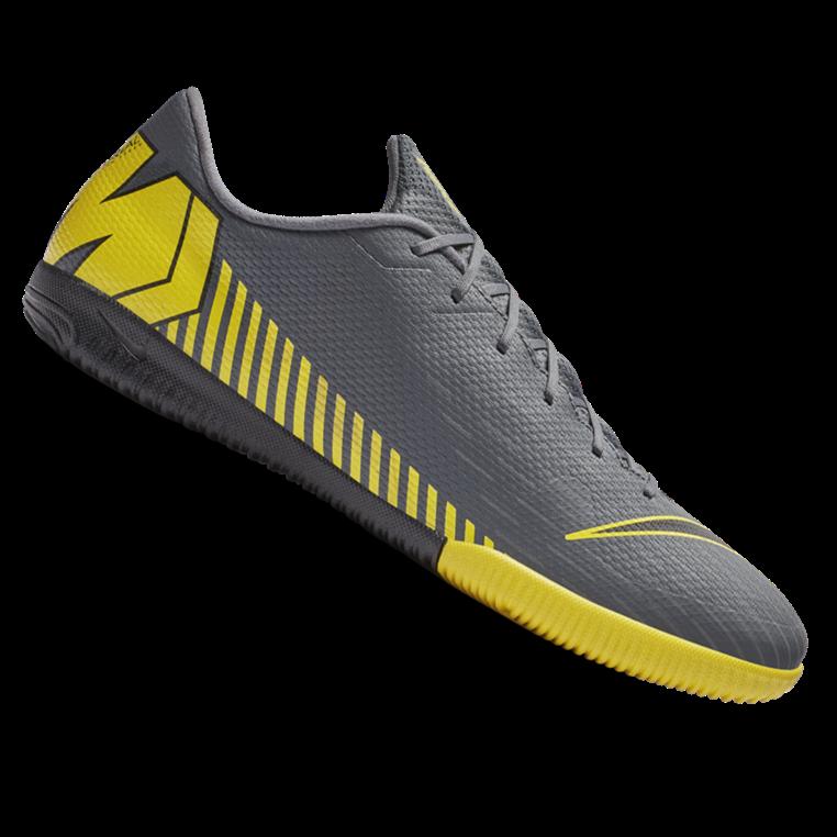 Nike Hallenschuh Mercurial VaporX XII Academy IC dunkelgrau/gelb